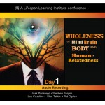 Wholeness of Mind, Brain, Body and Human-Relatedness (Preconference)